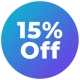 15%-off-badge